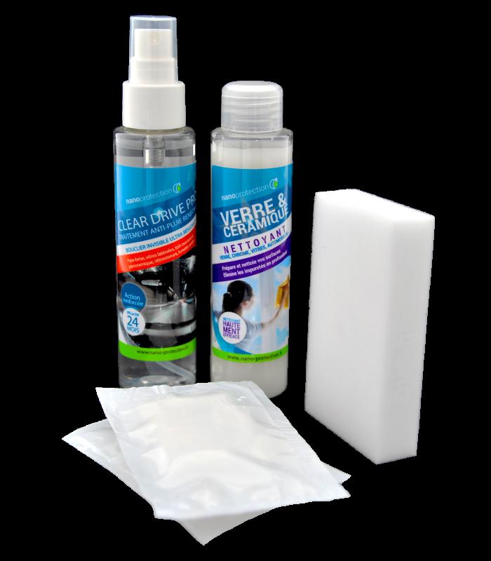 kit clear drive pro 100 ml nettoyant 100 ml. Black Bedroom Furniture Sets. Home Design Ideas