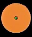 """Polishing Pad Medium-Heavy Orange x1 (135 mm / 5.5"""")"""