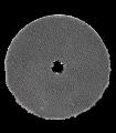 "Polishing Pad Microfiber Xtra Cut x1 (135 mm / 5.5"")"