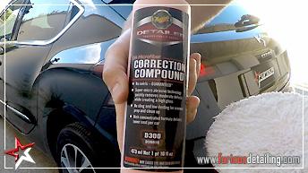 Polish abrasif - Compound